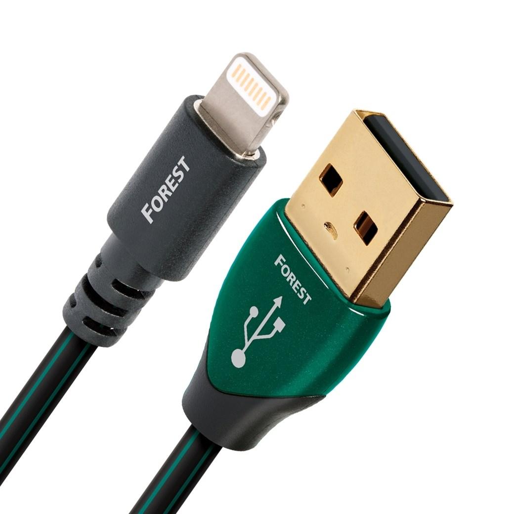 AudioQuest Forest Lightning USB-kabel