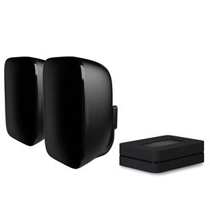 Bluesound Powernode 2i (HDMI) + B&W AM1 Digitale versterker met streaming