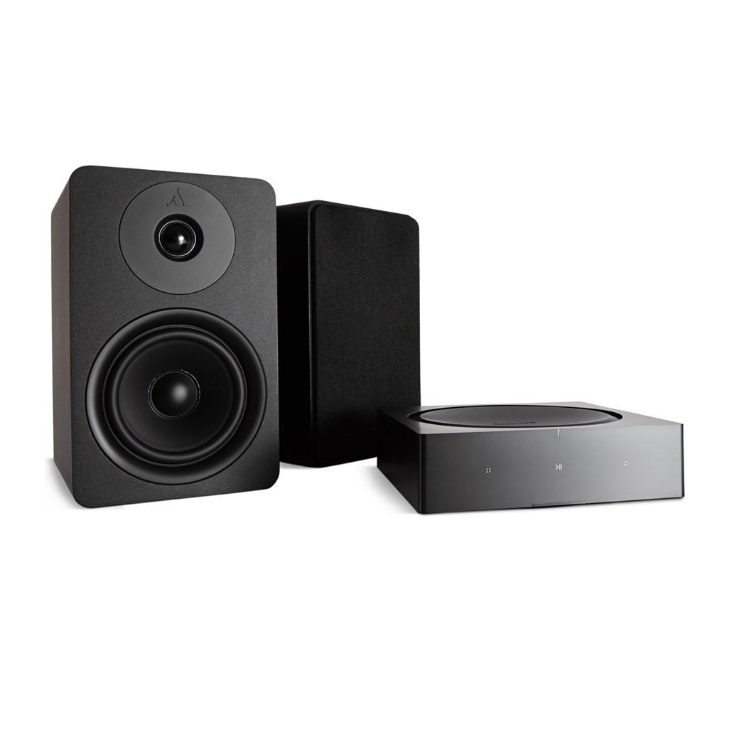 AMP + ARGON ALTO 5 MK2 Digital förstärkare med streaming Digital förstärkare med streaming