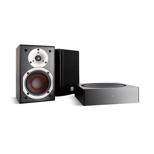 AMP + DALI SPEKTOR 1 Digital förstärkare med streaming Digital förstärkare med streaming