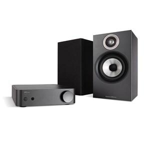 NAD AMP1 + B&W 607 Stereoanlegg