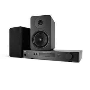 NAD C338GR + ARGON ALTO 5 MK2 Digitalforsterker med streaming