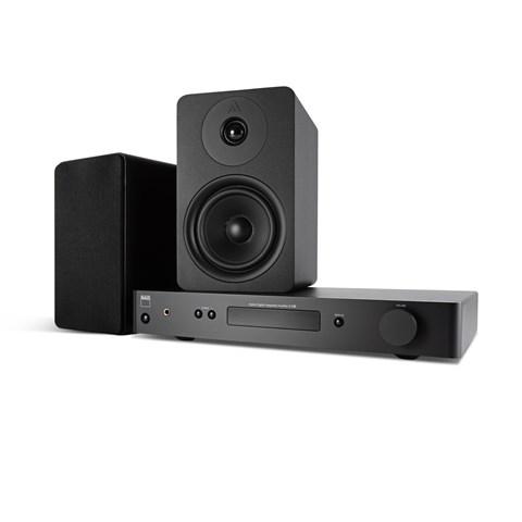 NAD NAD C338GR + ARGON ALTO 5 MK2 Digitalforsterker med streaming Digitalforsterker med streaming