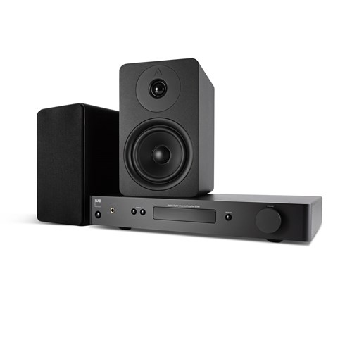 NAD NAD C338GR + ARGON ALTO 5 MK2 Digital förstärkare med streaming Digital förstärkare med streaming