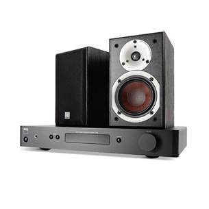 NAD C338 + DALI SPEKTOR 1 Digitalforsterker med streaming