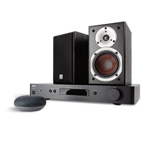 NAD C338 + DALI SPEKTOR 1 + GOOGLE NEST MINI Digital förstärkare med streaming
