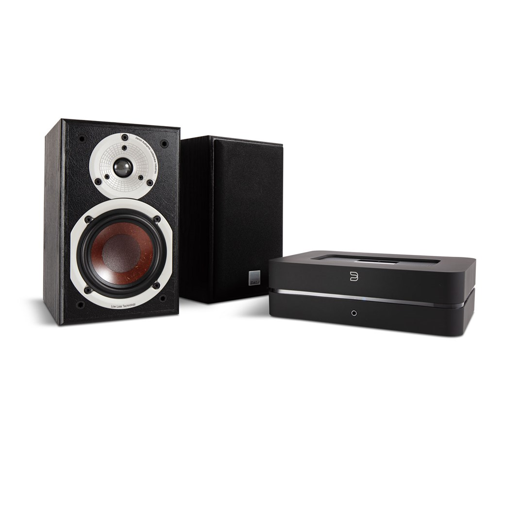 Bluesound Bluesound POWERNODE 2i (HDMI) + DALI SPEKTOR 1 Digitalverstärker mit Streaming Digitalverstärker mit Streaming