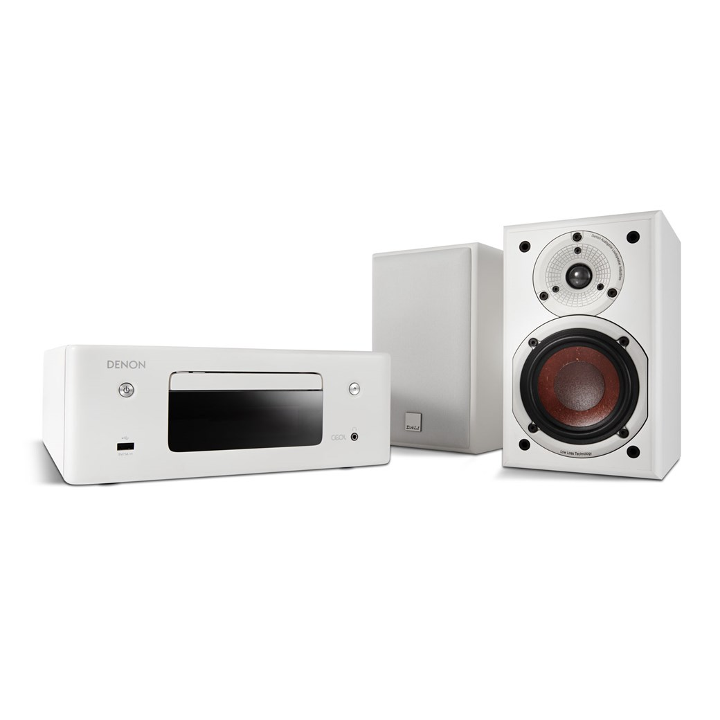 Denon Denon CEOL RCD-N10 + DALI SPEKTOR 1 Stereosystem Stereosystem