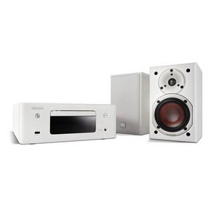 Denon CEOL RCD-N10 + DALI SPEKTOR 1 Stereosystem