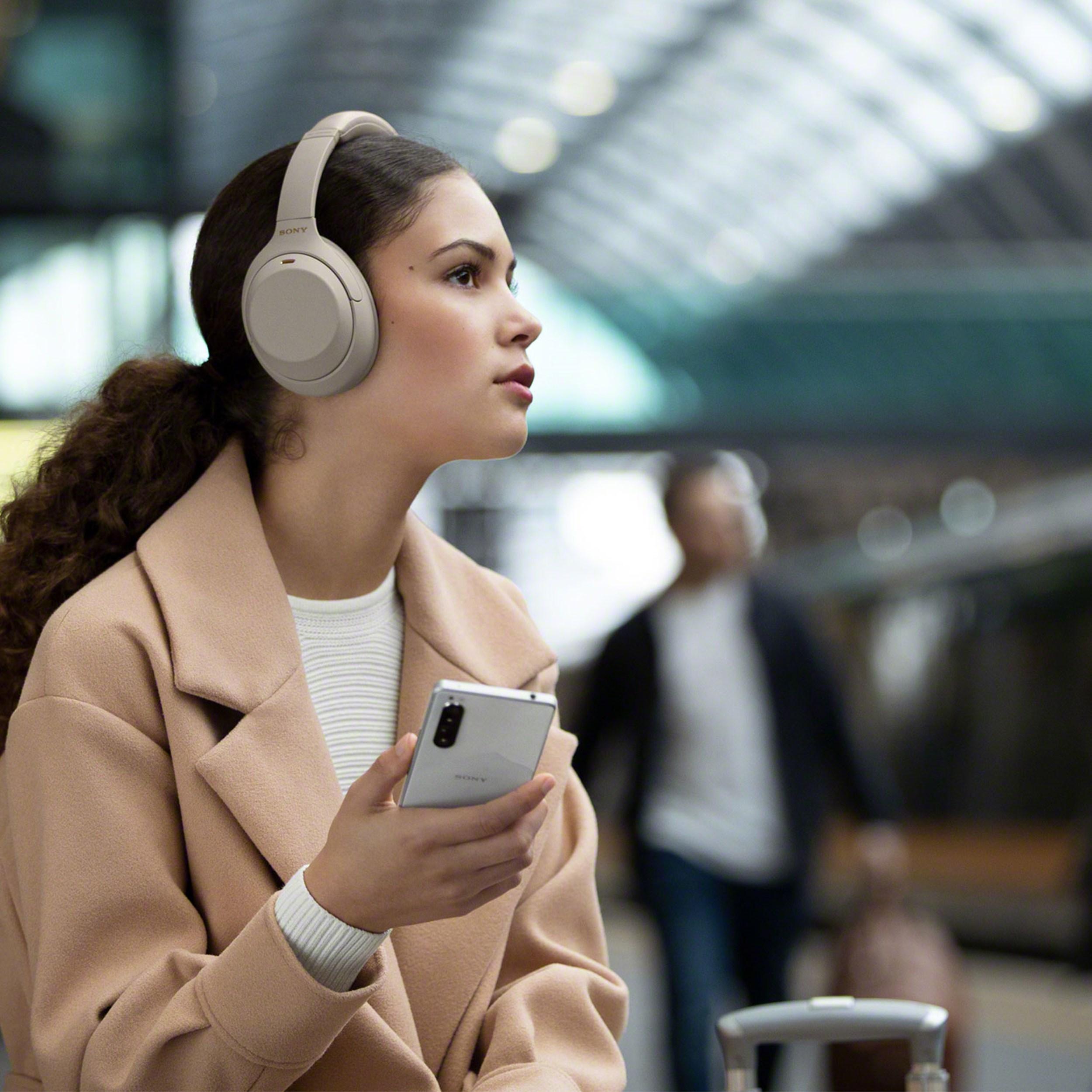 Sony WH-1000XM4 Trådlöst headset