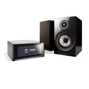 NAD M10 + B&W 707 S2 Digitalforsterker med streaming