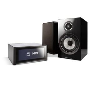NAD M10 + B&W 707 S2 Digital förstärkare med streaming