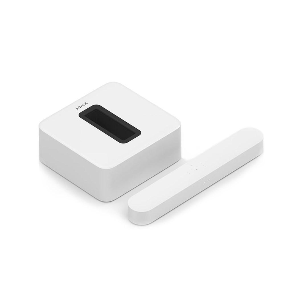 Sonos Sonos Beam + SUB (GEN3) Hjemmekinoanlegg Hjemmekinoanlegg
