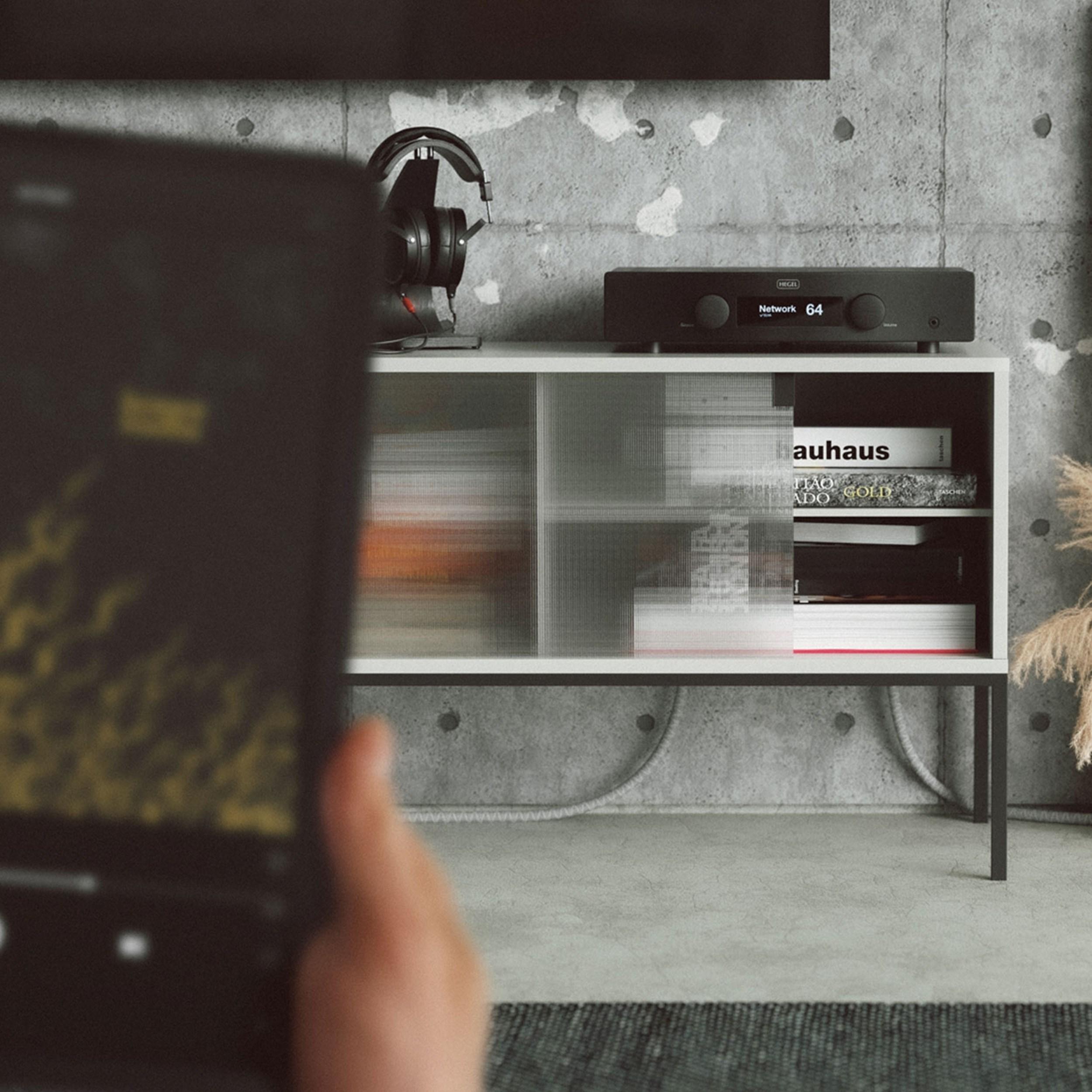 HEGEL H95 Stereoförstärkare med streaming