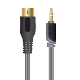 Bandridge Sinox SXA1601 Signalkabel