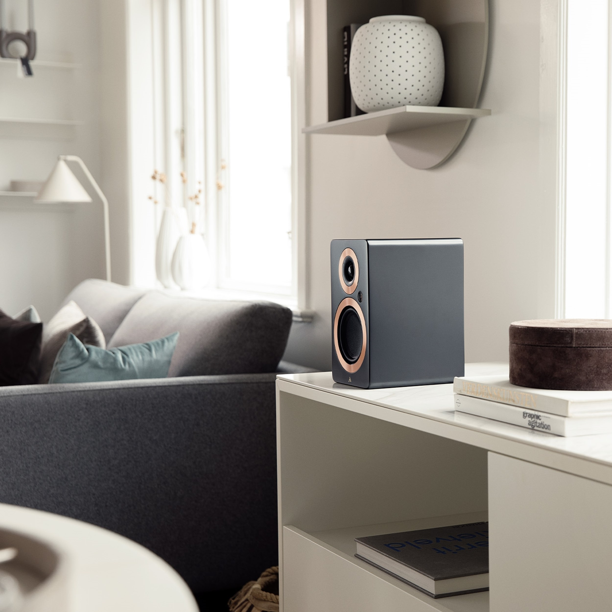 Argon Audio FORTE A4 Trådløs høyttaler med Bluetooth