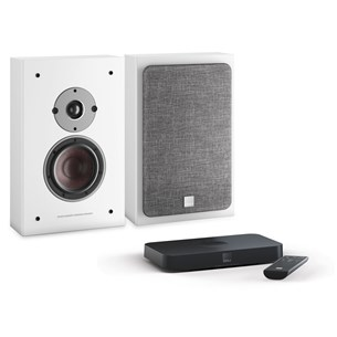 DALI Oberon On-Wall C + Sound Hub Compact Aktiv Lautsprechersyteme