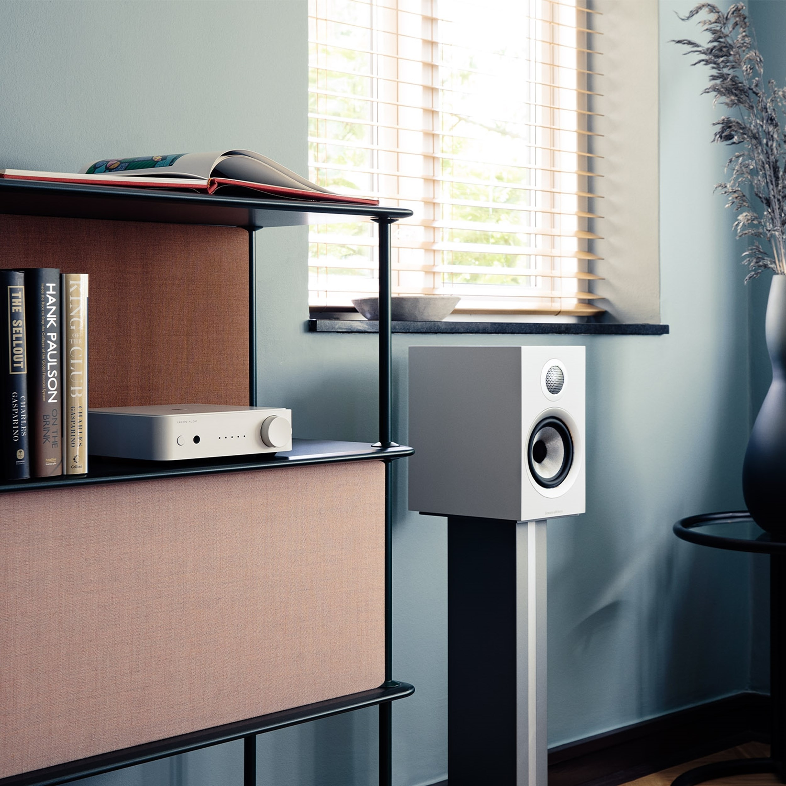 Argon Audio SA1 Versterker met Bluetooth