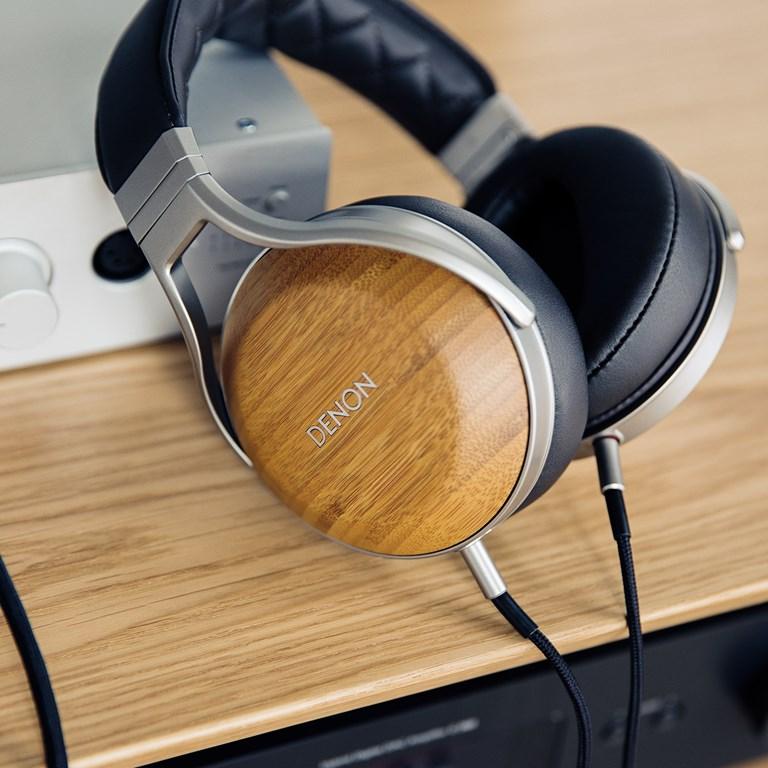 Denon AH-D9200 Head-fi høretelefoner