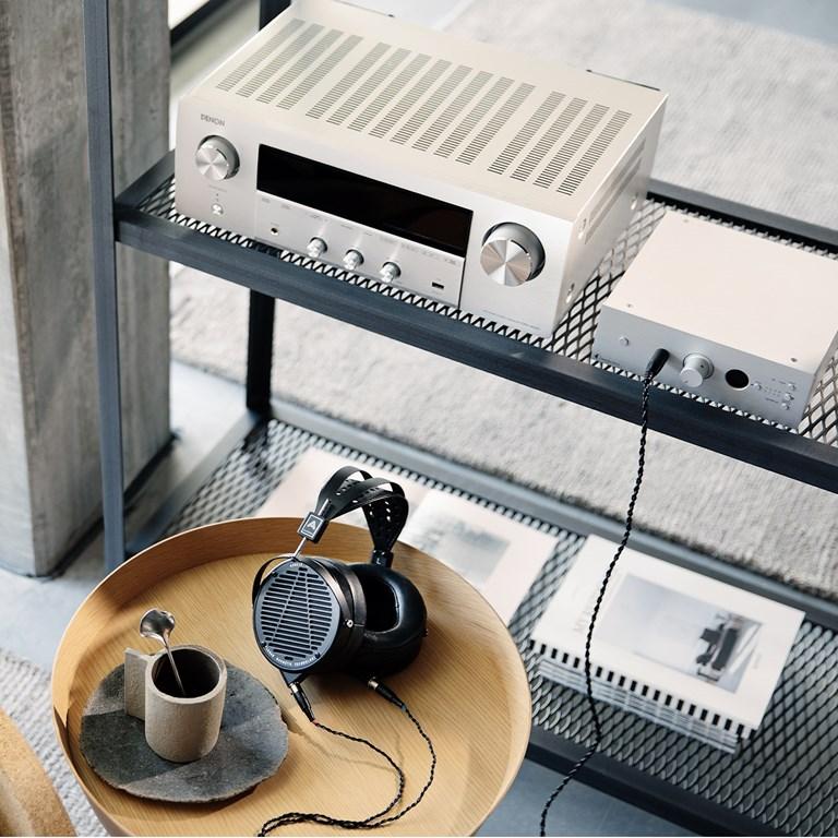 Pro-Ject Head Box DS2 B Høretelefon-forstærker