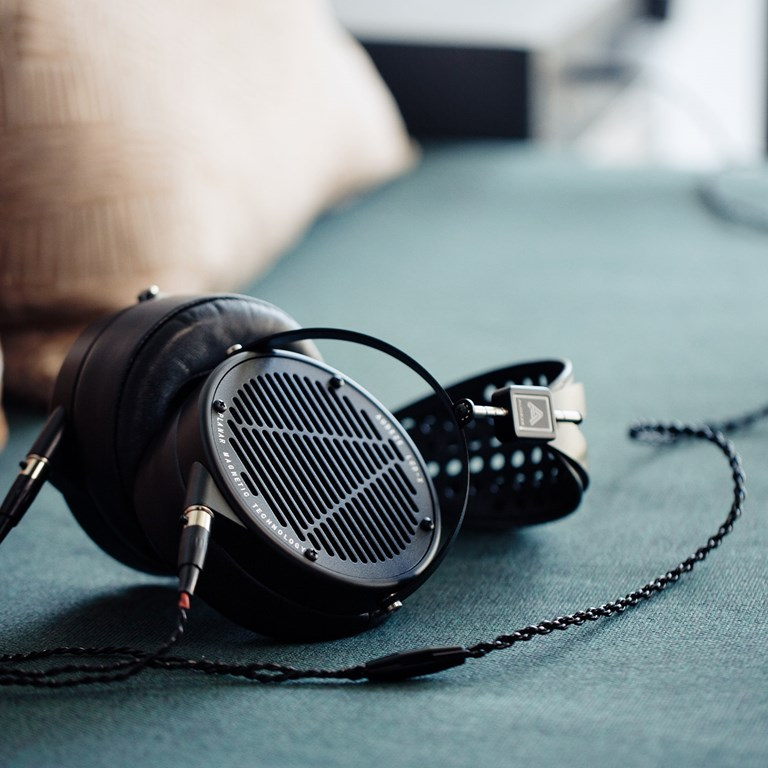 Audeze LCD-X Head-fi høretelefoner