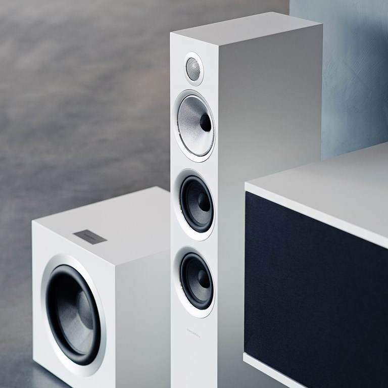 Bowers & Wilkins DB4S Subbas