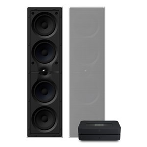 Bluesound Powernode 2i + B&W CWM 7.4 S2 Installation system