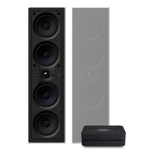 Bluesound Bluesound Powernode 2i + B&W CWM 7.4 S2 Indbygningssystem Indbygningssystem