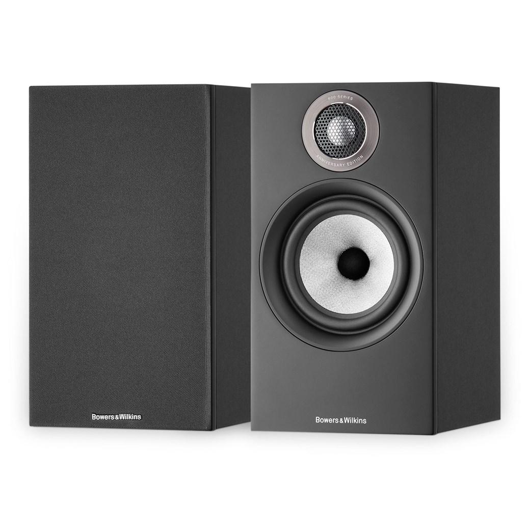 Bowers & Wilkins 607 S2 Anniversary Edition Kompakt högtalare