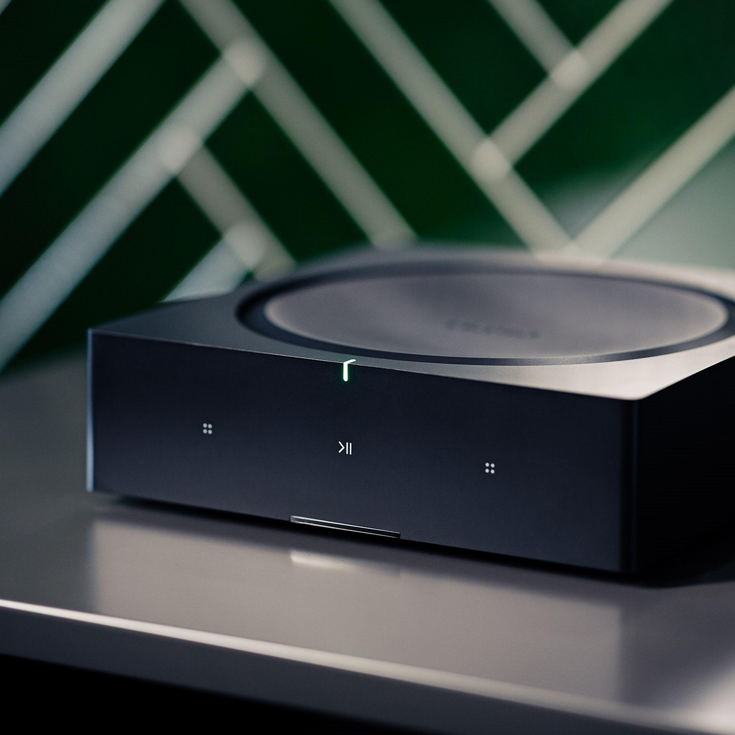 Sonos Amp Musikanläggning med streaming