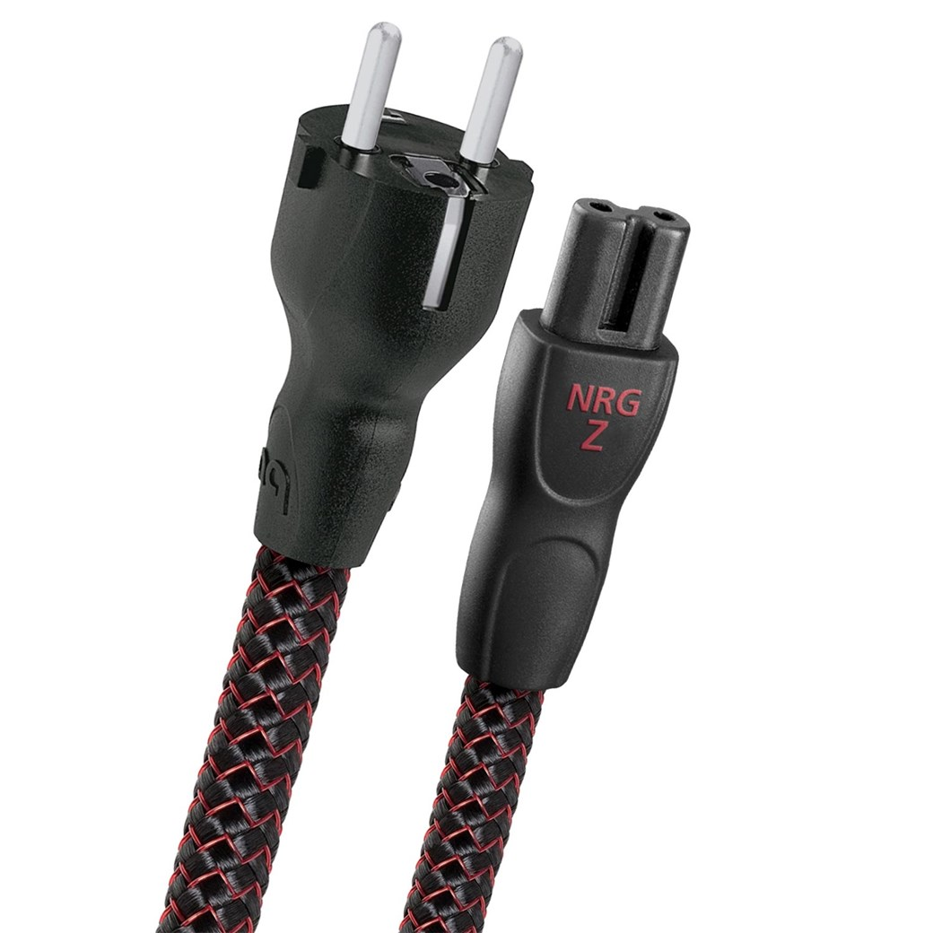 AudioQuest NRG-Z2 Strømkabel