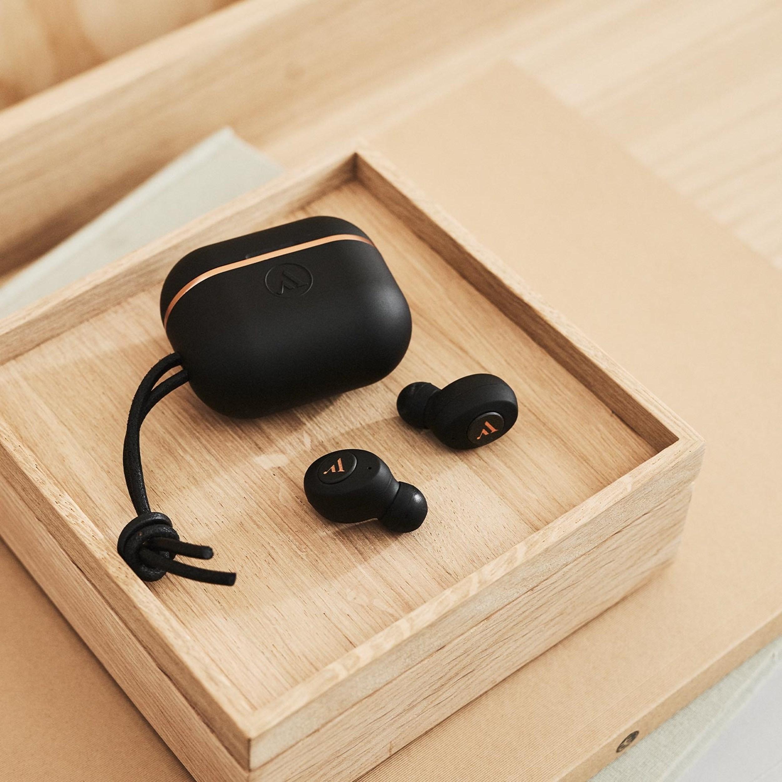 Argon Audio Audio FREESTYLE2 Draadloze in-ear hoofdtelefoon