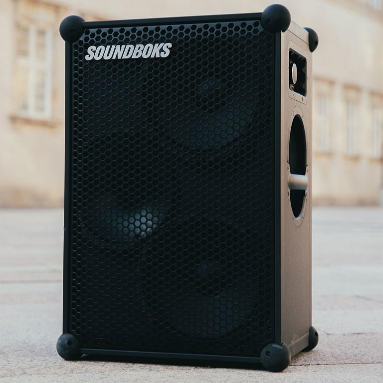 Soundboks The New Soundboks Bluetooth-högtalare