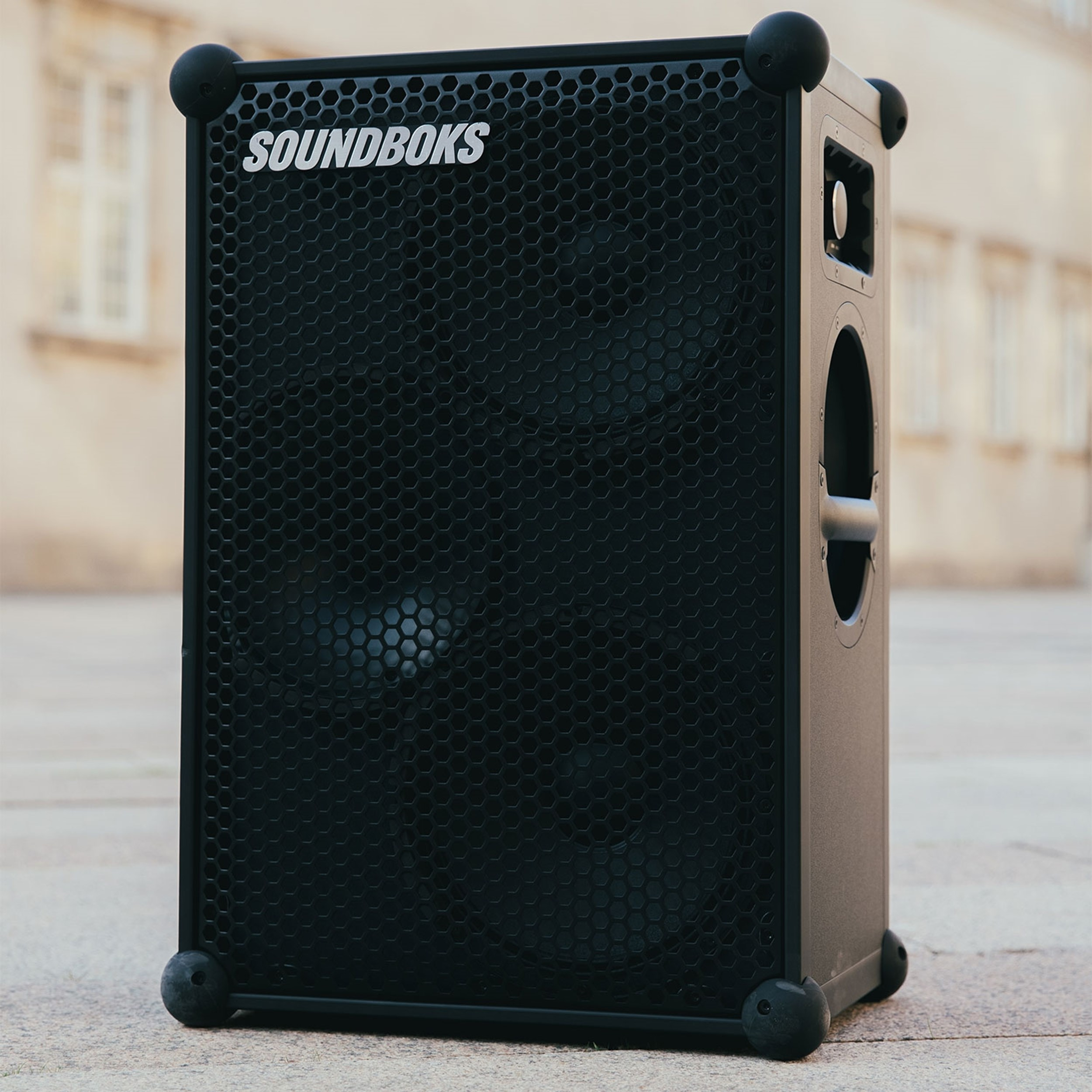 Soundboks The New Soundboks Bluetooth høyttaler