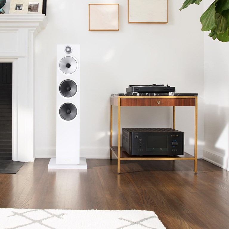 Bowers & Wilkins 603 Standlautsprecher