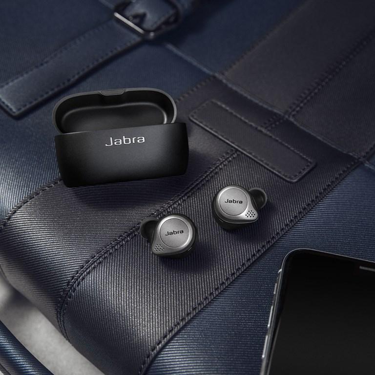Jabra Elite 75t Trådløs in-ear hodetelefon
