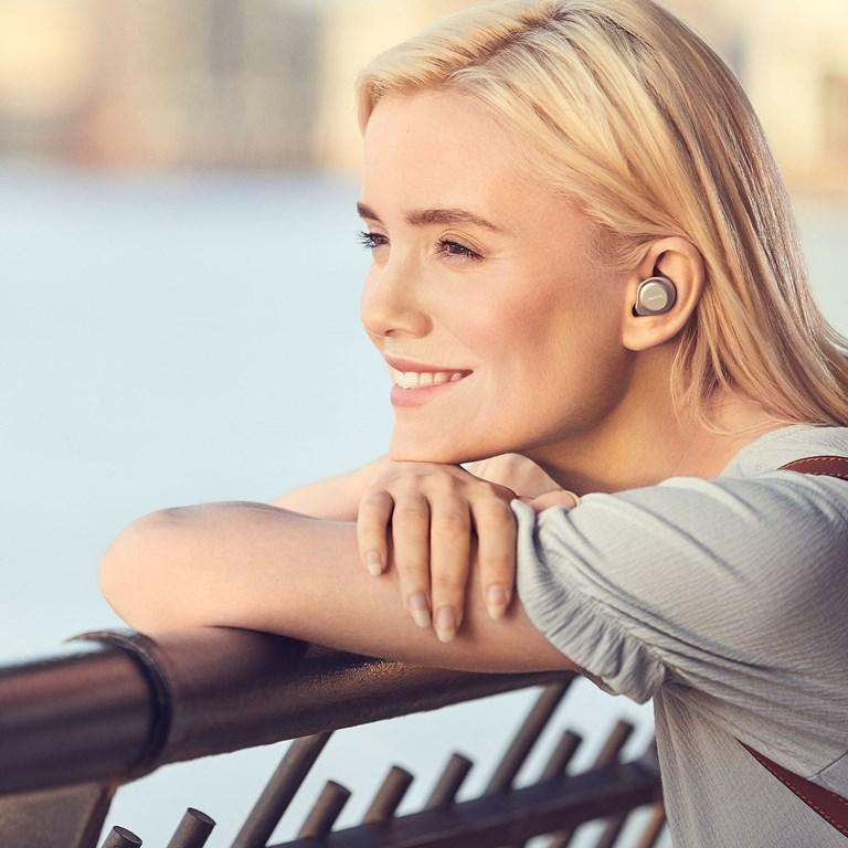 Jabra Elite 75t Trådlösa in-ear-hörlurar