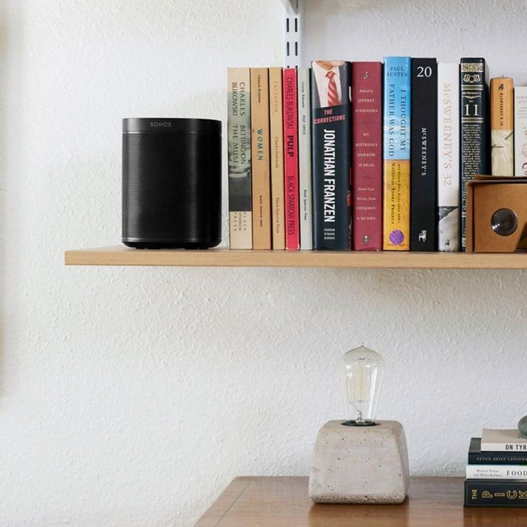 Sonos One (Gen 2) Draadloze luidspreker