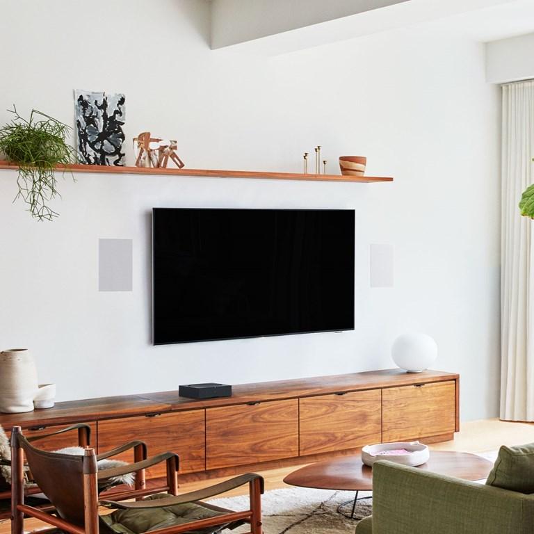 Sonos In-Wall Einbau-Wandlautsprecher
