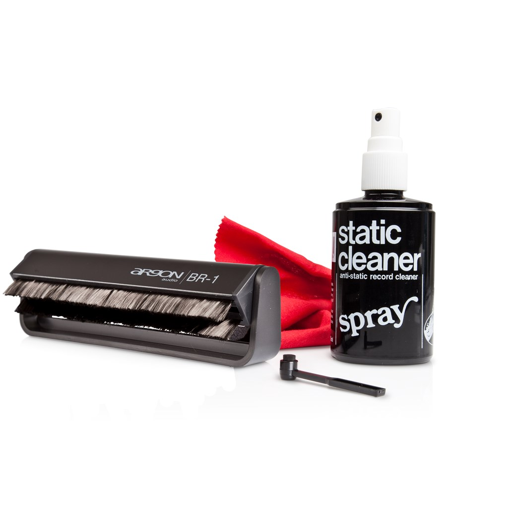 Argon Audio Vinyl Kit 1 Skivspelare, instegspaket