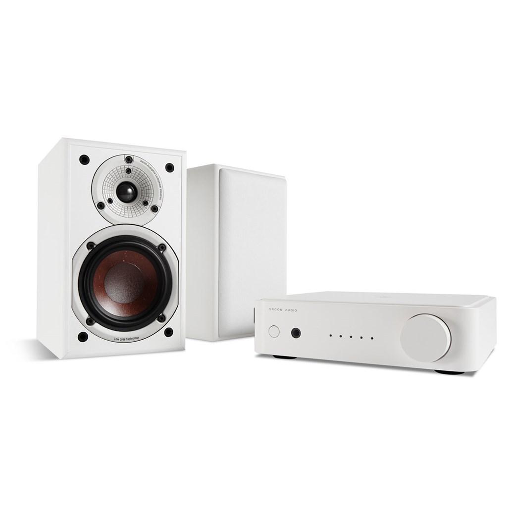 Argon Audio Argon Audio Argon SA1 + DALI SPEKTOR 1 Stereoanläggning Stereoanläggning