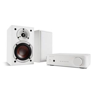 Argon Audio Argon SA1 + DALI SPEKTOR 1 Stereoanläggning