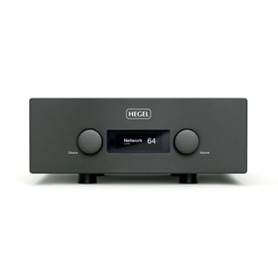 HEGEL H590 Stereoforsterker med streaming