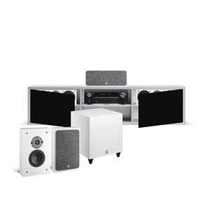 Denon + DALI + unnu – 5.1 Home-cinema-systeem