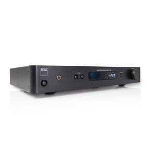 NAD C338 Stereoversterker met streaming