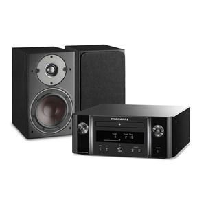 Marantz Melody X (CR-612) + DALI Oberon 1 Digitalverstärker mit Streaming