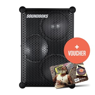 Soundboks The New SOUNDBOKS + Voucher Bluetooth-högtalare