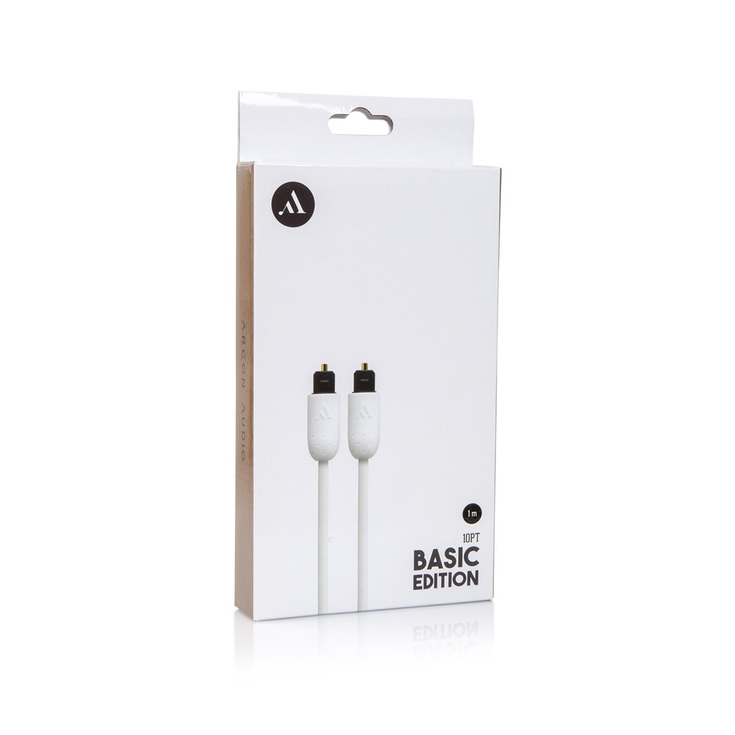 Argon Audio Basic Optical1 Optische Kabel
