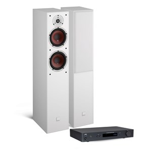 NAD C328 + DALI SPEKTOR 6 Stereosystem