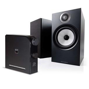 NAD D3045 + B&W 606 Forstærker med Bluetooth